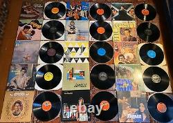 150 X LP Record Collection Bollywood OST Indian Rare Job Lot Vinyl Soundtrack