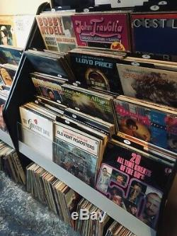 250 x LP Vinyl Record Collection Job Lot of rock and pop