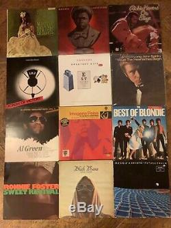 37 Rock Funk RARE Job Lot Vinyl LP Records Collection All Pictured 1st Pressings