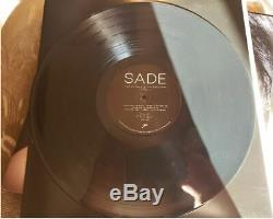 3LP SADE Ultimate Collection EPIC UNITED STATES Vinyl UNPLAYED
