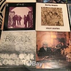 40x Rock Pop RARE Job Lot Vinyl LP Records Collection All Pictured 1st Pressings