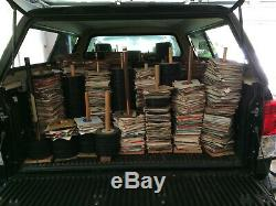 45 RPM Records 50,000+ Vintage Many Unpicked from 60-year Collection