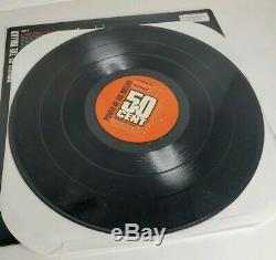 50 CENT Power of the Dollar VINYL LP RECORD COLLECTIBLE EXTREMELY RARE PROMO