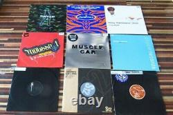 50x 12 House Vinyl Record Collection Job Lot