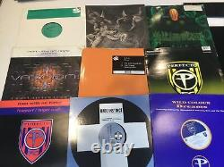 62 X Trance, Techno, Records 1990 1997ish / LOT 2 Collection / Bundle/