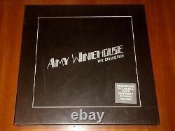 AMY WINEHOUSE THE COLLECTION LP BOX 8x VINYL SET 180g EU REMASTERED LIMITED New