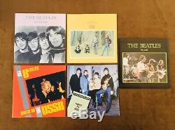 BEATLES SINGLES COLLECTION box set PARLOPHONE UK 82 BSCP-1