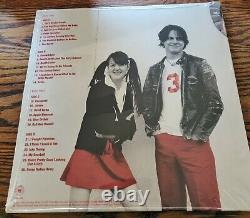 BUNDLE! The White Stripes Greatest Hits 2LP NEW Sealed with 3 Rare Collectibles