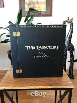 Beatles Collection Audiophile MFSL Original Master Recording 14 LP Box Set Nice