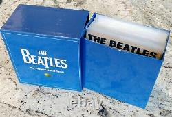 Beatles Picture Sleeves Singles 45s Capitol Apple Original Almost Complete