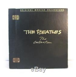 Beatles The Collection 14 Vinyl Lp Audiophile Box Set Mfsl Hand Numbered #2484