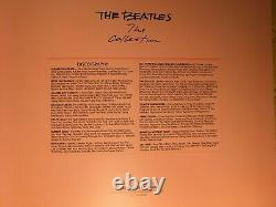 Beatles The Collection signed and number box set from MFSL