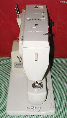 Bernina 830 Record Sewing Machine Very Good Condition Serviced Free US Shipping