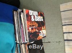 Big 1990's Jungle / drum n bass old skool classics collection