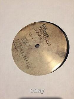 Blue October RARE Autograph Collection Approach Normal, Sway, Any Man Vinyl READ