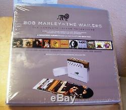 Bob Marley Vinyl Box Set The Complete Island Recordings 12 LP Collection SEALED