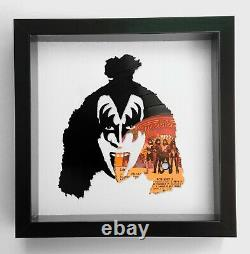 Classic Kiss Vinyl Art Collection Limited Edition Kiss Alive II 1977