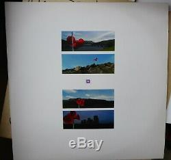 DEPECHE MODE MUSIC FOR THE MASSES / LP 1987 Signed RARE COLLECTERS SARAH