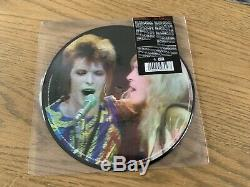 David Bowie Superb Picture Disc Collection Inc Rare Starman Lady Stardust 1984
