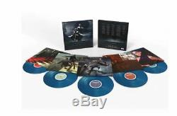 Dishonored 1 2 Death Outsider The Vinyl Record Soundtrack Collection 5 LP Blue