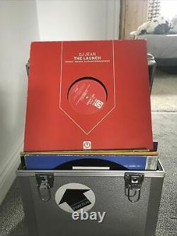 Dj Box With Trance / Scouse/ Hard House Vinyl Record Collection