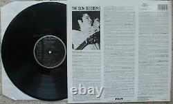 Elvis Presley Mega Rare HMV Limited / Numbered Boxed LP The Sun Collection