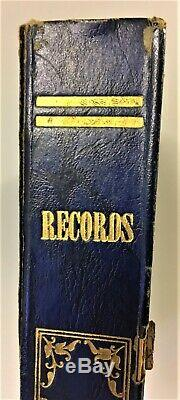 Elvis Presley US Six 78 RPM Schellack RCA Black Label Record Collection Box TOP