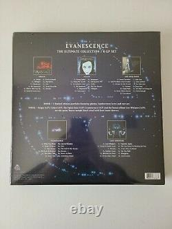 Evanescence- Ultimate Collection on Vinyl- VERY RARE- Unopened- SEE PHOTOS
