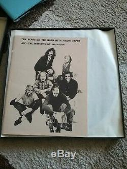 Frank Zappa The History And Collected Improvisations Of FZ not TMOQ