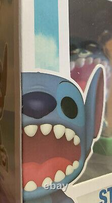 Funko Pop Stitch with Record Player 1048 CHASE Shop Exclusive