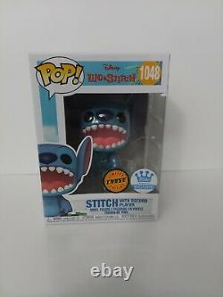 Funko Pop! Stitch with Record Player Chase Funko Shop Exclusive