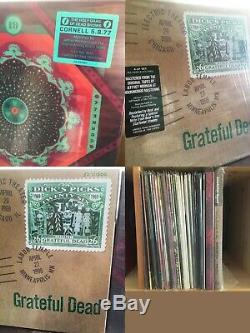 Grateful Dead Cornell'77 51 Lps 1cd Mint Sealed New Used Instant Collection