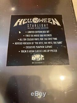 Helloween Starlight The Noise Records Collection Vinyl Box Set New And Sealed