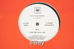 How To Destroy Angels 4 Vinyl Collection with Promo White Label'Keep it Together