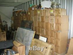 Huge lot of 30K to 40K LP & 45 collection + CDs/cassettes picture sleeves