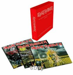 IRON MAIDEN The Complete Albums Collection 1980-1988 UK 3 LP Box Set SEALED