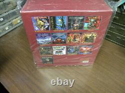 IRON MAIDEN The Complete Albums Collection 1990-2015 13 Album Box Set NM