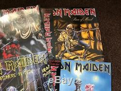 Iron Maiden Picture Disc Collection 1980 1988