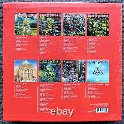 Iron Maiden The Complete Albums Collection 1980-1988 3 LP Box Set SEALED