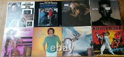 JOB LOT/COLLECTION OF 32 x SOUL FUNK VINYL RECORDS ALBUMS IN EXCELLENT CONDITION