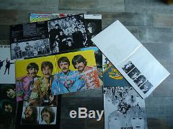 LP 13 LP's The Beatles Vinyl Collection Blue Box BC13 Holland Press viele Fotos