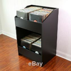 LPBIN LP Storage Cabinet / Storage for your Vinyl Record Collection