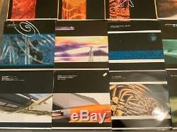 LTJ Bukem Old Skool Drum Bass Jungle Record Collection Good Looking Records x29