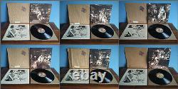 Led Zeppelin 12 LP Collection IN THROUGH THE OUT DOOR ABCDEF Canada 1979 RARE