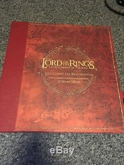 Lord Of The Rings The Fellowship Of The Ring Limited Edition Vinyl Collection