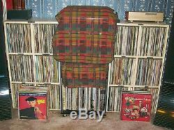 Lp Collection-approx 10,000 Albums-from Record Collector-finest In The World