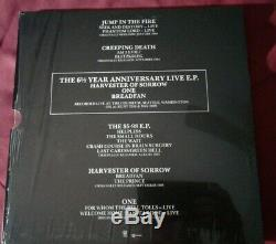 METALLICA The Good, The Bad & The Live 6 1/2 Year Anniversary Collection
