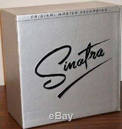 MFSL 16-LPs SC-1 FRANK SINATRA The Collection 1953-1962 - JAPAN 1983 OOP NM
