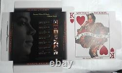 MICHAEL JACKSON My Promo Box, RE Collection of 7 Promo 12 Records + POSTERS