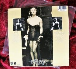 Madonna Immaculate Collection Misspress Vinyl Picture Disc Record Promo Sleeve